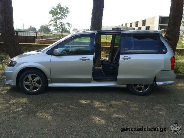такси минивэн по заказу MAZDA Mpv , пассажирские перевозки