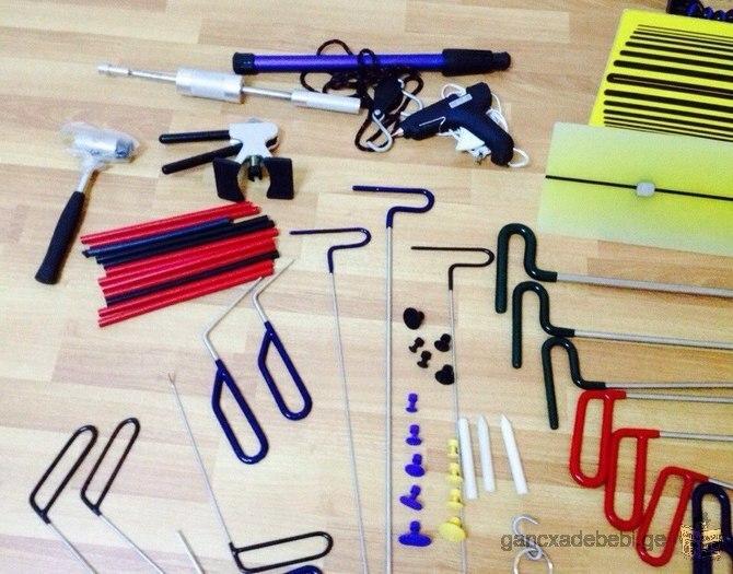 pdr- инструменты